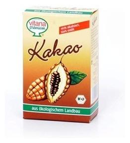 Pudra de cacao ecologica, 100 g