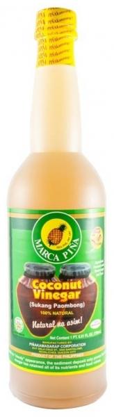 MARCA PINA – Otet de cocos 100% natural,  750 ml