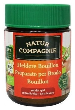 Condimente bio pentru supa fara drojdie, 140g