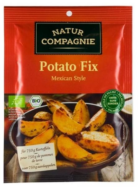 Mexican Style - Amestec de condimente mexicane, BIO, pentru cartofi, 35g