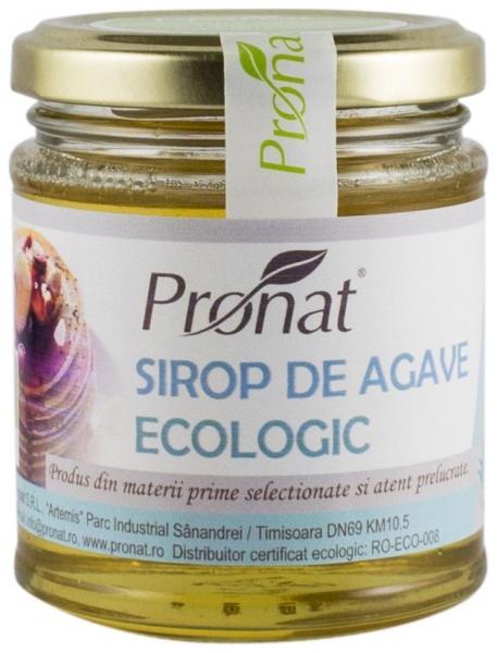 Sirop Bio de agave , 220 g