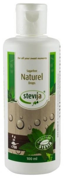 Stevia Lichida Non Calorica 100% Naturala 100 ml