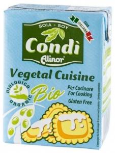 ALINOR Condi – Crema Bio de soia, 200 ml