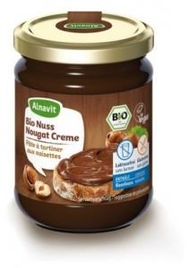 Crema BIO de Ciocolata cu Alune de Padure 200 gr
