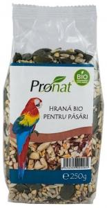 Amestec de seminte bio pentru pasari, 250g