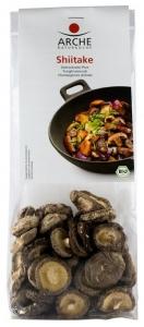 Ciuperci Shiitake BIO uscate, 40g
