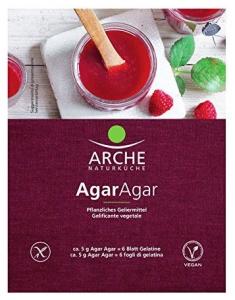 Agar Agar gelifiere pur vegetal 30 G