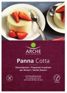 pulbere bio pentru desert Panna Cotta, 42 g