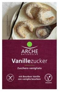Zahar vanilat bio, 5x8 g