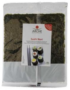 Sushi Nori, Alge marine bio pentru sushi, 30g