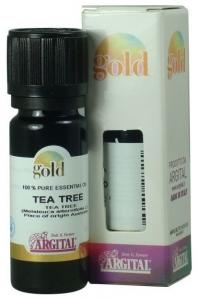 Argital Gold - Ulei esential din arbore de ceai - Melaleuca, 10ml