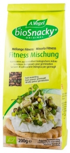 Mix fitness - seminte bio (germeni) si rasaduri, 200g