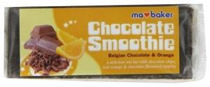Baton cu ciocolata si portocala 90gr
