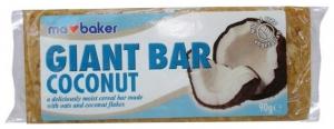 Baton de ovaz cu nuci de cocos 90 gr Ma Baker