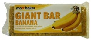 Baton din ovaz cu banane Ma Baker 90 g