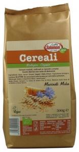 Bautura din cereale Bio prajite, 0% cofeina – 500 g