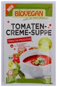 Supa crema de Rosii BIO Vegetariana 46 gr