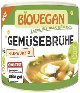 Supa de legume BIO, usor picanta, 150g