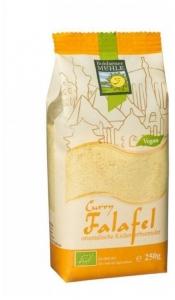 Mix Bio cu naut si curry pentru Falafel, 250g