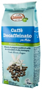 Cafea BIO decofeinizata – 250 g