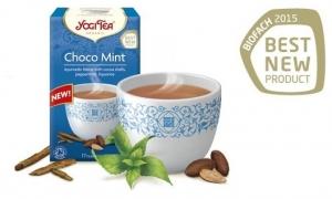 Ceai Bio CHOCO MINT - CACAO si MENTA Yogi Tea, 37.4g