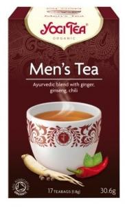 Ceai Bio pentru BARBATI  Yogi Tea, 30.6gr