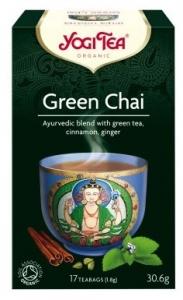 Ceai Bio VERDE Yogi Tea, 30.6g