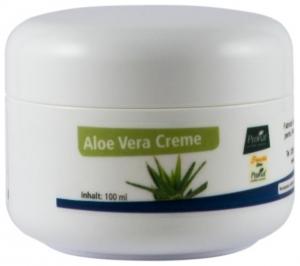 Crema cu Aloe Vera, 100 ml