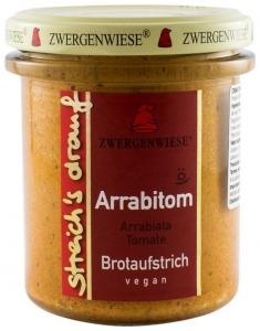 Crema tartinabila BIO vegetala Arrabitom - 160 g
