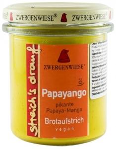 Crema tartinabila BIO vegetala Papayango - 160gr