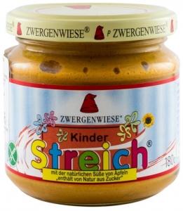 Crema tartinabila BIO vegetala pentru copii – 180 g