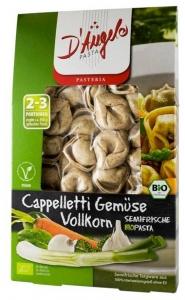 Cappelletti bio cu legume, 250g