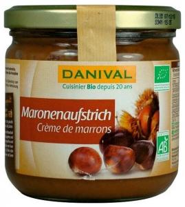 Danival - Crema Bio de castane, 380g