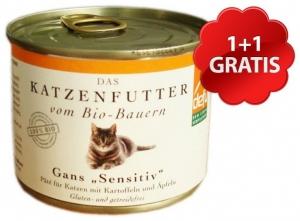 Hrana pentru pisici - Pate cu Gasca - 200g