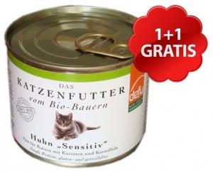 Hrana pentru pisici - Pate cu Pui - 200 g