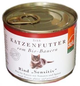 Hrana pentru pisici - Pate cu Vita - 200 g