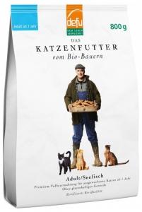 Hrana uscata pentru pisici - Peste 800 g