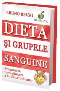 Dieta și grupele sanguine, Bruno Brigo