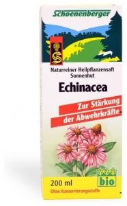 Echinaceea bio Schoenenberger 200 ml