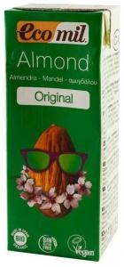 Bautura Bio de migdale Original, 200 ml, cu pai