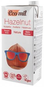Bautura vegetala bio din alune fara zahar - Nature, 1 L