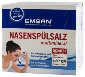 EMSAN - Solutie pentru spalaturi nazale cu multiminerale
