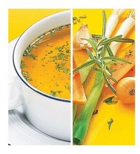 Cuburi Bio pentru supa de legume , 6x11 g