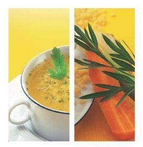 Supa BIO de PUI cu Taitei 40gr numai 12 calorii!