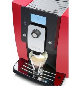 Espressor automat Oursson AM6244/RD, 1400W, 19 Bar, 1.8 l, Rosu