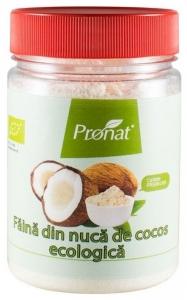 Faina bio din nuca de cocos , 130gr