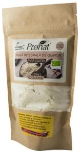 Faina integrala BIO de Quinoa, 250g