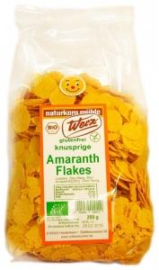 Fulgi Bio de amaranth, fara gluten, 250 g