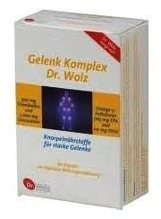 Gelenk Komplex Dr. Wolz  80 cp