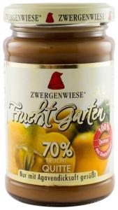 Gem BIO de gutui indulcit cu sirop de agave, 225 g